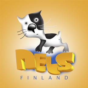 NELS - кот из Финляндии